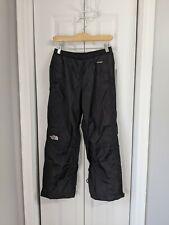 Boy's The North Face Nylon Pants Size Large 14-16 Black HyVent