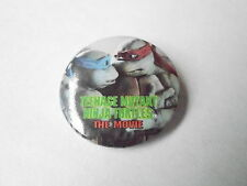 Vintage Promo Pinback Button #107-075 - Teenage Mutant Ninja Turtles #7