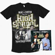 Snoop Dogg Wiz Khalifa Mac and Devin Go To High School T-Shirt