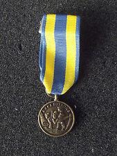 (a19-060) US Orden Navy Expeditionary Medal miniatura medaglia US sistema