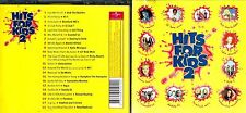 Hits For Kids 2, cd album (22 songs)- Hi-5,Bob The Builder,S Club 7,Aqua,Kylie