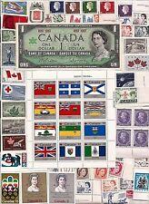 vintage MINT MNH UNUSED FULL GUM CANADA Canadian postage stamps lot C97C MNH