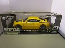 JADA 1/18 BIGTIME MUSCLE HOBBY EXCLUSIVE 2006 DODGE CHARGER R/T NEW IN BOX READ