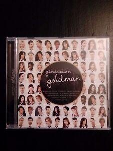 GENERATION GOLDMAN VOL 1 (CD)