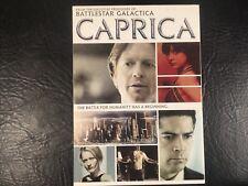 Caprica DVD Esai Morales Eric Stoltz Michele Andrew Magda Apanowicz