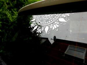 Mandala Car Decal Vinyl Sticker Window Decals Lotus Flower Decorative Ornament