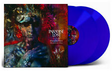 Paradise Lost 'draconian Times 25e Anniversaire' Gatefold 2lp Vinyle Bleu