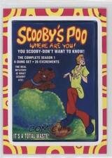 2014 Topps Wacky Packages Series 1 Terrible TV #8 Scooby's Poo Card 0f2