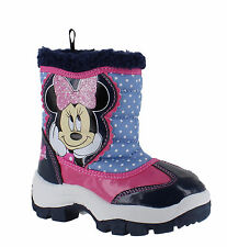 Disney Boots Synthetic Zip Shoes for Girls