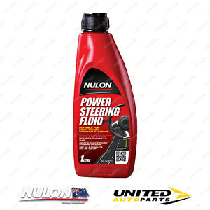 NULON Power Steering Fluid 1L for PROTON Exora Bold 1.6 Litre 6spd CVT 2013-2017
