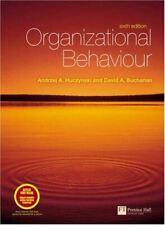 Organizational Behaviour: An Introductory Text, Huczynski, Dr Andrzej, Very Good