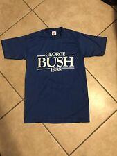 Jerzees Vintage 1988 George Bush Single Stitch T-shirt