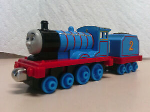 Thomas and Friends Take-n-Play Edward Engine and Tender Diecast Metal 2012