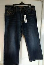 """New With Tags Genuine Authentic Mish Mash Men's Jeans Size W36 LXS (L26"""")"""