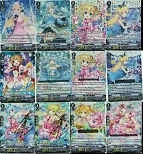 Cardfight Vanguard Crystal Melody SVR VR RRR RR R SSR Choose - New Cards English