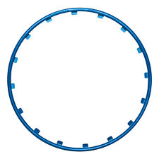 "Alloy Wheel Protectors - Rim Ringz 18"" Blue"