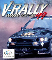 V-Rally Edition '99 Game Boy Color On Gameboy Color Racing 7E