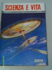 RIVISTA SCIENZA E VITA PIATTI VOLANTI  N° 28  MAGGIO 1951