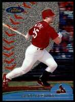 2000 Topps Finest Mark McGwire St. Louis Cardinals #65