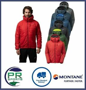 New Montane Winter AW20 Mens PRISM JACKET Weather Resistant Water Repellent