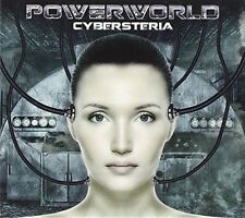 POWERWORLD-CYBERSTERIA  CD MINT condition will combine s/h
