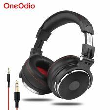 OneOdio Wired Professional Studio Pro DJ Headphones With Microphone OverEar HiFi