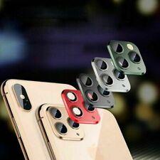 Kameraschutz für iPhone X XS MAX Wechseln Sie zu Fake iPhone 11 Pro Max / 11 Pro