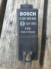 350-Jeep Dodge Diesel 9-Pin Glow Plugs Relay Bosch 0281003040 4-Zyl. 05033351AA