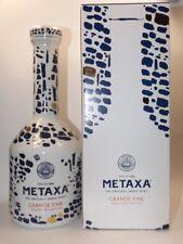Metaxa Grande fine Keramikflasche 0,7 L Brandy Collectors Edition 40 % vol.