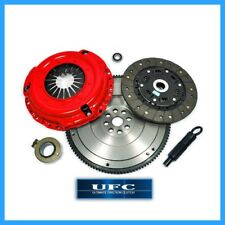 UFC STAGE 2 CLUTCH KIT & ALUMINUM FLYWHEEL for CIVIC 1.5L 1.6L 1.7L DEL SOL