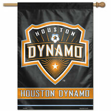 Houston Dynamo New Logo House Flag