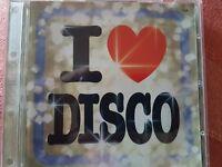 I Love Disco CD (2001)