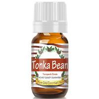 Tonka Bean Essential Oil (Premium Essential Oil) - Therapeutic Grade - 10ml