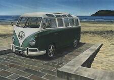 Beach Bum - Split Screen VW Camper