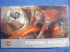 2008 Harley Davidson touring electra street flt glide road king owners manual