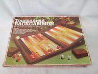 Vintage 1978 Lowe Tournament Backgammon Set E4314!!!