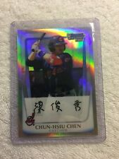 2011 Bowman Chrome Prospects Refractor #BCP26 Chun-Hsiu Chen 242/799