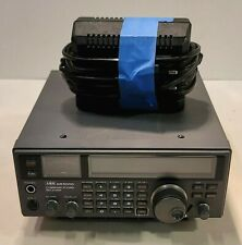 Aor Ar5000 Communications Receiver 10 kHz - 2600Mhz Short Wave Radio W/Pwr Cable