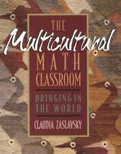 The Multicultural Math Classroom: Bringing in the World-ExLibrary