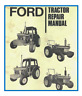 Ford NH Tractor Series 10 & 30 Workshop Manual & Service Parts Manual
