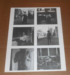 Kaiser Chiefs Original 2005 Promo Poster 24x18 Employment Debut Indie Rock