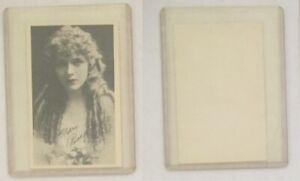 "Mary Pickford ""America's Sweetheart""  VINTAGE 1917 KROMO GRAVURE photo card"