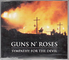 GUNS N' ROSES - Sympathy for the Devil (Rolling Stones) ★ CD Single