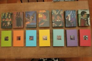 Livres Harry Potter Collection Gallimard Deluxe 2009