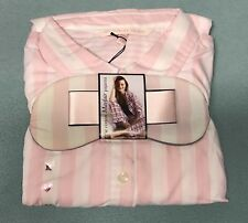 Victoria's Secret PINK  Lightweight 3 PIECE Pajama SET. All Sizes Available