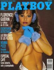 PLAYBOY 142 MARIA WHITTAKER cover MOANA POZZI 6 pages FLORENCE GUERIN 8 pages