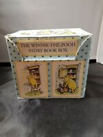 Winnie The Pooh Story Book Box A.A. Milne E.H. Shepard Methuen 20 Book Boxed Set