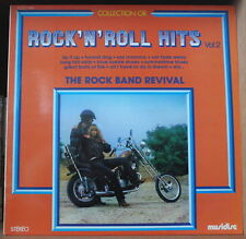 THE ROCK BAND REVIVAL ROCK'N ROLL HITS VOL.2 HARLEY DAVIDSON COVER FRENCH LP