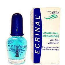 Ecrinal Vitamin Enriched Nail Strengthener 10ml -Strengthens Fortifies & Repairs