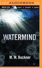 Watermind by M. M. Buckner (2015, MP3 CD, Unabridged)
